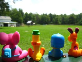 Pocoyo and Friends: Coffin 1 by joshmb509