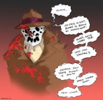 Hurm, Rorschach Likes Liver by tranimation-art