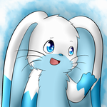 Advent Day 1 - FluffyCloudBunny by pichisi