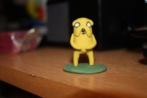 Jake From Adventure Time by Lucas170791