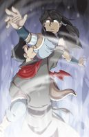 Legend of Korra:  Come Back to Me by neo-dragon