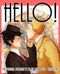 Hello Issue 2 by TheCowsMoo