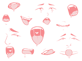 mouths by killerqqueen