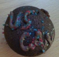USCan cupcake by spottedcloud123