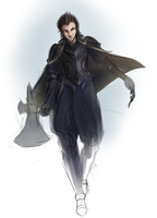 Gerome by kirsten7767