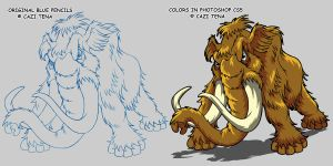 WOOLLY CONCEPT by CaziTena