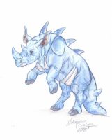 Real Nidoqueen by CaveLupa