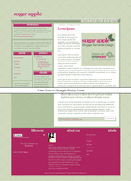Sugar Apple Blogger XML by nymphont