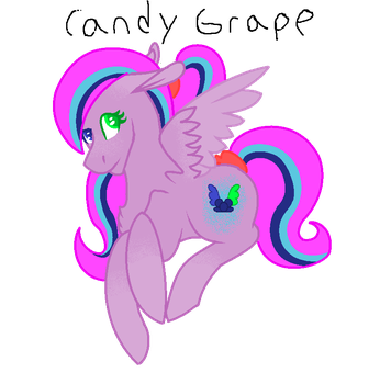 candy grape by swag76