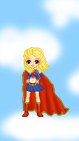 Supergirl: A Doll Of A Girl by ficklegoddess