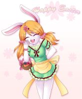 Happy Easter 2010 by luna777