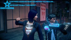 Saints Row 4 - Deckers Snapshot #4 by PrincessCakeNikki