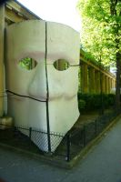The Mask by Heurchon