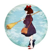 Kiki's Delivery Service by Ylden