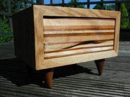 Large Jewellery box by TMFineFurniture