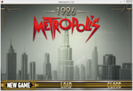 1926 - Metropolis: Main title screen by RocketDesignRE