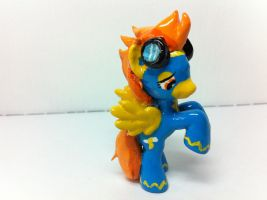 My Little Pony Custom Blindbag: Spitfire by CJEgglishaw