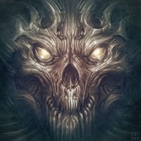 Dark-Skull by noistromo