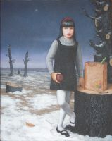 Little Girl Lost by kolaboy
