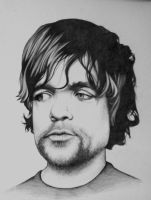 Peter Dinklage by neraksel