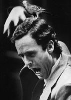 Ted Bundy and the bird by NicolasZerling