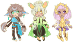 Mini point adopts : CLOSED by BlackMayo