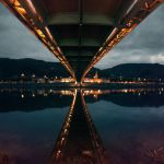 I will cross on the reflection by siamesesam