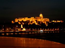 Castle Budapest by macdieter