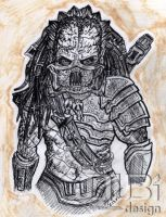 The Predator by J-Dubi