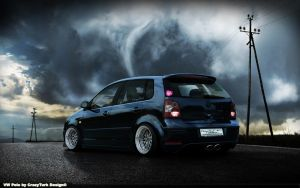 VW Polo by CrazyTurk