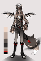 [CLOSED] unnamed species adopt #1 by shouu-kun