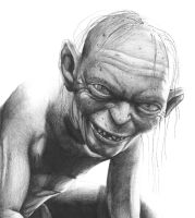 Smeagol by CelloMar