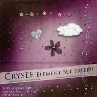 Crysee Elements Glitter by duggar
