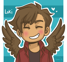 Tstahp your kawaii by Loki-Wings