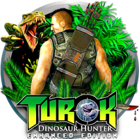 Turok Dinosaur Hunter Enhanced Edition by POOTERMAN