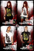deimos t-shirts flyer by sgv-chamber