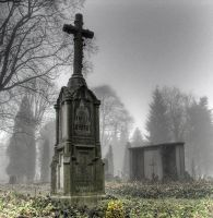 Lodz - Old Cementary1 by kamzik