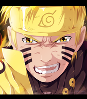Naruto 687 - Yeaah .. by KhalilXPirates