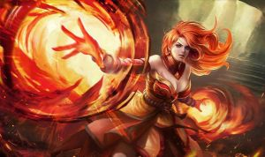 lina  by dionmark