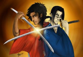 Mugen Vs Jin by Micambodge
