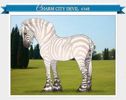 Charm City Devil 4348 by beauclaire