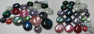 Worry Stones and MORE Magnets by lcponymerch