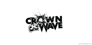 CROWN WAVE LOGOTYPETEST 1 by Ikkooo