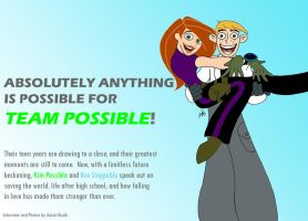 Team Possible: Cover Story by TuxedAaron