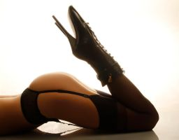 Ballet High Heels by wphotography