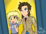 Inthe Tardis by TheArcano13