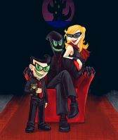 Nergal family. by paet