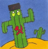 Comrade Cactus by BeatIsMurder