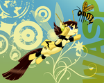 Ponified Avengers: Wasp Single by Creepy99