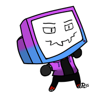 smol dose of Pyrocynical by DaPootisBird